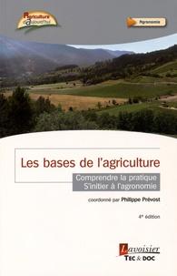 Les bases de lagriculture - Comprendre la pratique, sinitier à lagronomie.pdf