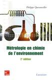 Philippe Quevauviller - Métrologie en chimie de l'environnement.