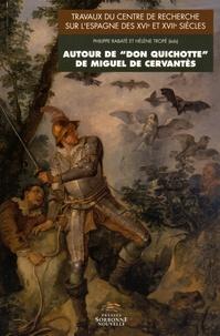 """Philippe Rabaté et Hélène Tropé - Autour de """"Don Quichotte"""" de Miguel de Cervantès."""