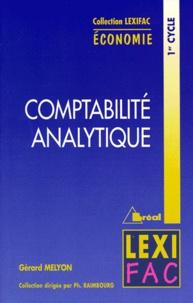 COMPTABILITE ANALYTIQUE. Principes, coûts réel constatés, coûts préétablis, analyses des écarts.pdf