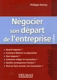 Philippe Ravisy - Négocier son départ de l'entreprise.
