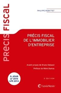 Accentsonline.fr Précis fiscal de l'immobilier d'entreprise Image