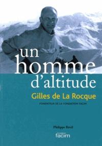 Costituentedelleidee.it Un homme d'altitude - Gilles de la Rocque, fondateur de la FACIM Image