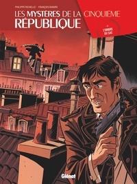 Philippe Richelle et François Ravard - Les mystères de la Cinquième République Tome 4 : L'Ombre du sac.