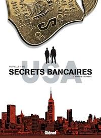 Philippe Richelle et Dominique Hé - Secrets bancaires USA Tome 2 : Norman brothers.