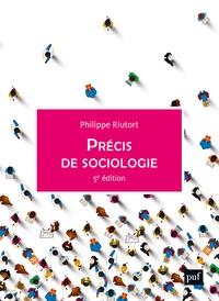 Philippe Riutort - Précis de sociologie.