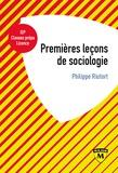 Philippe Riutort - Premières leçons de sociologie.