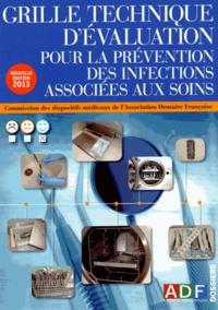 Philippe Rocher - Grille technique d'évaluation pour la prévention des infections associées aux soins.