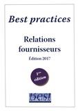 Philippe Rosé - Best practices relations fournisseurs.