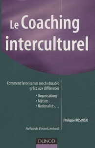 Philippe Rosinski - Le coaching interculturel.