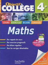 Francais Maths 4e Pdf Livre