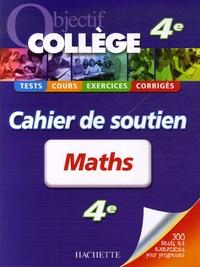 Maths 4e- Cahier de soutien - Philippe Rousseau   Showmesound.org