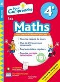 Philippe Rousseau et Nicolas Clamart - Pour comprendre les maths 4e.