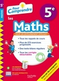 Philippe Rousseau et Nicolas Clamart - Pour comprendre les maths 5e.
