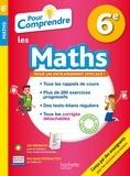 Philippe Rousseau - Pour comprendre les maths 6e.