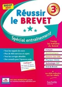 Philippe Rousseau et Sébastien Dessaint - Réussir le Brevet 3e - Spécial entraînement.