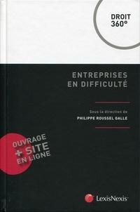 Philippe Roussel Galle - Entreprises en difficulté.