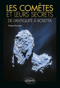 Goodtastepolice.fr Les comètes et leurs secrets - De l'Antiquité à Rosetta Image