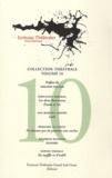 Philippe Rouyer et Fernando Arrabal - Collection théâtrale - Tome 10.