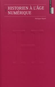 Philippe Rygiel - Historien à l'âge numérique.