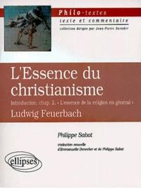 Era-circus.be L'Essence du christianisme de Ludwig Feuerbach Image