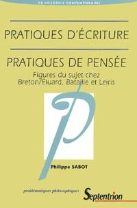 Philippe Sabot - .