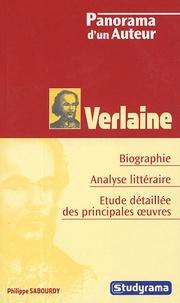 Philippe Sabourdy - Verlaine.