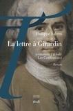 Philippe Sabres - La lettre à Girardin (comment j'ai volé Les Confessions).