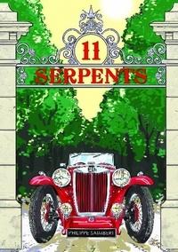 Philippe Saimbert - 11 serpents.