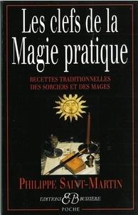Deedr.fr Les clefs de la magie pratique. Recettes traditionnelles des sorciers et des mages Image