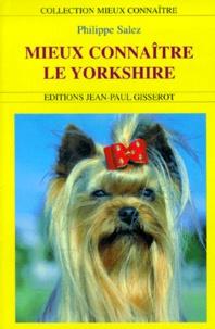Philippe Salez - Mieux connaître le Yorkshire.
