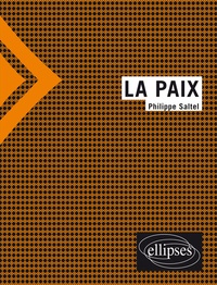 Philippe Saltel - La paix.