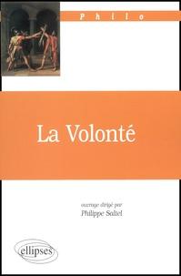 Philippe Saltel - La volonté.