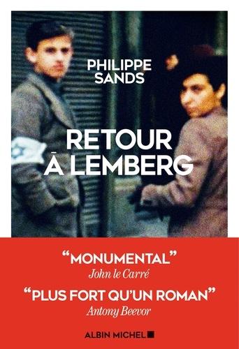 Retour à Lemberg - Philippe Sands - Format ePub - 9782226425751 - 15,99 €