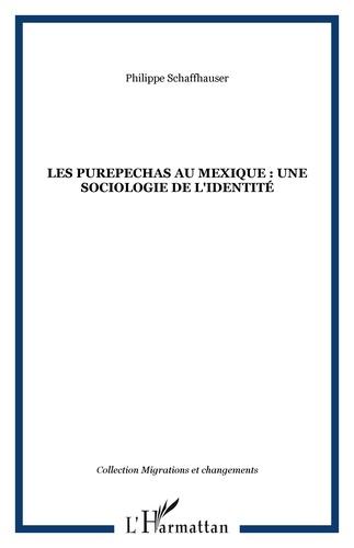 Philippe Schaffhauser - Les Purepechas au Mexique : une sociologie de l'identité.