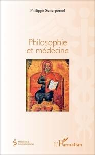 Philippe Scherpereel - Philosophie et médecine.