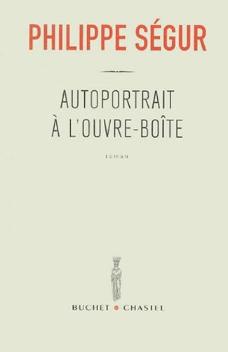 Philippe Ségur - Autoportrait à l'ouvre-boîte.