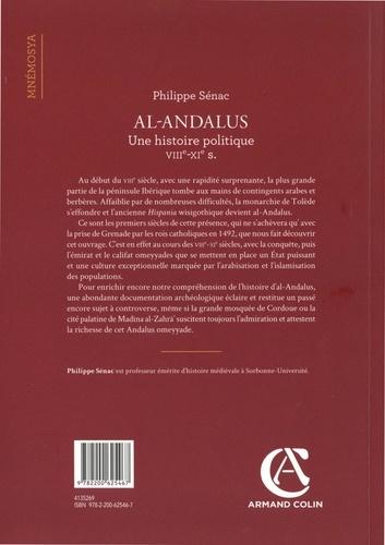 Al-Andalus. Une histoire politique VIIIe-XIe siècle