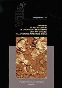 Philippe Sénac - Villa 4 - Histoire et archéologie de l'Occident musulman (VIIe-XVe siècle) : Al-Andalus, Maghreb, Sicile.