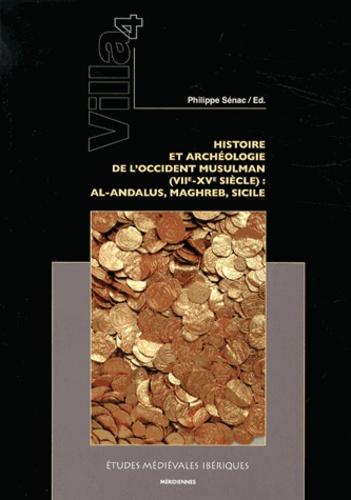 Villa 4. Histoire et archéologie de l'Occident musulman (VIIe-XVe siècle) : Al-Andalus, Maghreb, Sicile