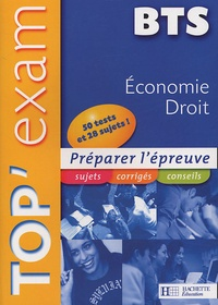 Top'Exam Economie Droit BTS - Philippe Senaux | Showmesound.org