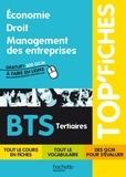 Philippe Senaux et Dorothée Soret-Catteau - Top'Fiches - Économie, Droit, Management des entreprises BTS.