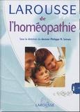 Philippe Servais - Larousse de l'homéopathie.
