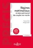 Régimes matrimoniaux et statut patrimonial des couples non mariés - 8e éd..