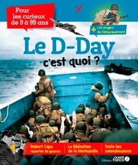 Philippe Simon - Le D-Day c'est quoi ?.