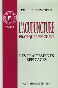Goodtastepolice.fr L'acupuncture pratiquée en Chine - Tome 2, Les Traitements efficaces Image