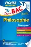 Philippe Solal - Fiches détachables philosophie séries technologiques.
