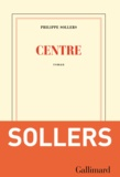 Philippe Sollers - Centre.