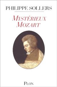 Mystérieux Mozart - Philippe Sollers pdf epub