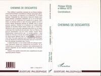 Philippe Soual et Miklos Vetö - Chemins de Descartes - Colloque de Poitiers, [l'Université, 14-15 décembre 1996].
